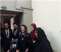 التعديلات الدستورية 2019| ليلي عز العرب: اللى مش هينزل هزعل منه (صور)