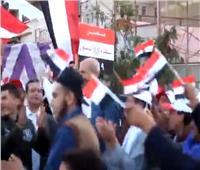 فيديو| توافد مكثف على استفتاء التعديلات الدستورية بالمقطم