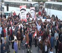 التعديلات الدستورية 2019 | عمال «سكر الحامول» يشاركون في الاستفتاء