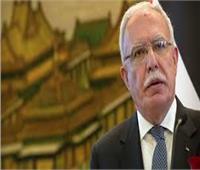المالكي يطالب الدول العربية بتوفير الحماية السياسية والمالية للفلسطينيين