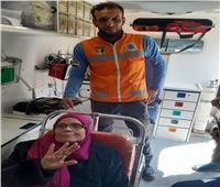 إسعاف الإسكندرية: نقل سيدتين للجان الاستفتاء وإصابة 2 بسبب التدافع