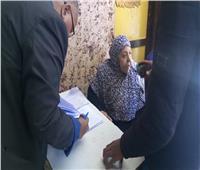 رئيس لجنة بالزاوية الحمراء يشكل لجنة لتسهيل مشاركة كبار السن في الاستفتاء