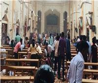 القومي لحقوق الإنسان يدين تفجيرات كنائس وفنادق بسريلانكا