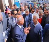 وزير النقل يتفقد التسهيلات المقدمة للركاب للتصويت بـ«لجنة محطة مصر برمسيس»