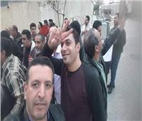 صور| الجالية المصرية بيروت تشارك في التعديلات الدستورية