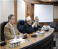 الإمام الطيب: أكاديمية الأزهر لتأهيل الأئمة والوعاظ تعمل على مجابهة الفكر بالفكر