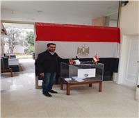 تصويت المصريين بالخارج| مشاركة كبيرة في أخر أيام الاستفتاء بالنمسا