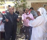 جمعية التمريض الحر بأسوان تنظم مسيرة للحث على المشاركة في الاستفتاء
