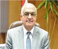 التعديلات الدستورية 2019| رئيس جامعة المنصورة يدلي بصوته في الاستفتاء