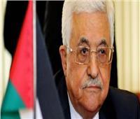 الرئيس الفلسطينى يغادر القاهرة عقب لقاء السيسي