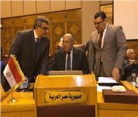 سامح شُكري يُشارك في اجتماع الدورة غير العادية لمجلس الجامعة العربية على المستوى الوزاري