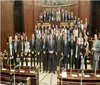 «الشريف» يفتتح نموذج محاكاة لمناقشة التعديلات الدستورية لطلاب جامعة الإسكندرية