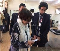 التعديلات الدستورية 2019| الفنانون يواصلون التصويت بكثافة باليوم الثاني