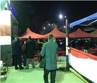 إغلاق لجان شبرا في اليوم الثاني من الاستفتاء على التعديلات الدستورية