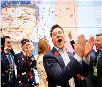 انتخابات أوكرانيا| النتائج شبه النهائية تشير لفوز ممثل كوميدي بالرئاسة
