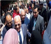 التعديلات الدستورية 2019  كثافة الإقبال على لجان بورسعيد في اليوم الثالث للاستفتاء