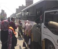 التعديلات الدستورية 2019| حي شبرا الخيمة يوفر وسائل انتقال للمواطنين