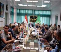 التعديلات الدستورية 2019| «مرزوق» يتابع من «غرفة عمليات القليوبية» اللجان الانتخابية
