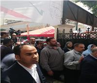 التعديلات الدستورية 2019  في ثالث أيام الاستفتاء.. إقبال كثيف على لجان قصر الدوبارة