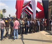 التعديلات الدستورية 2019| إقبال كثيف على لجان السيدة زينب في أخر أيام الاستفتاء
