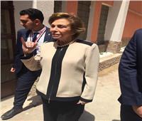 صور  مرفت تلاوي: التعديلات الدستورية في صالح المجتمع المصري