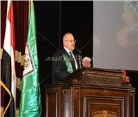 رئيس جامعة القاهرة: نقوم بمشروعات كبيرة لتحويل الجامعة إلى الإدارة الرقمية
