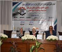 استمرار فعاليات مؤتمر تطوير التعليم بعين شمس