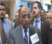 فيديو| وزير التنمية المحلية: تسهيلات خاصة للمواطنين الغير قادرين على الدخول لجان الاستفتاء