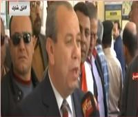 فيديو| محافظ كفر الشيخ: إقبال كثيف من المواطنين على لجان الاستفتاء في اليوم الأخير