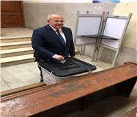 رئيس جامعة القاهرة يطالب المصريين بالمشاركة استفتاء التعديلات الدستورية