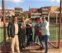 أسرة محمد صلاح تدلي بأصواتها في التعديلات الدستورية في قرية نجريج