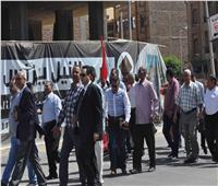 مسيرة لمعلمى الأقصر تجوب شوارع المدينة للحث على المشاركة فى الإستفتاء