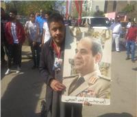 بالصور..أبرز اللقطات في لجان شبرا منذ بدء ماراثون الاستفتاء