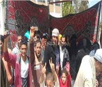 مسيرات لأئمة الأوقاف بكفر الشيخ لحث المواطنين على المشاركة في الاستفتاء