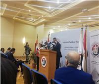 بدء المؤتمر الصحفي للهيئة الوطنية للانتخابات