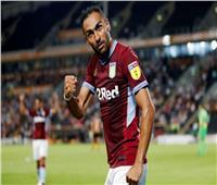 المحمدي يشارك في فوز أستون فيلا على ميلوال بالدوري الإنجليزي