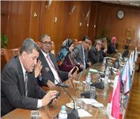 رئيس جامعة المنوفية: شاركنا بإيجابية في الاستفتاء