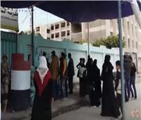 التعديلات الدستورية 2019| تزايد الإقبال على الاستفتاء في بورسعيد