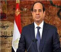 السيسي يؤكد دعم مصر للحكومة العراقية والعمل على تطوير العلاقات الثنائية