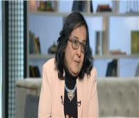 لميس جابر: المشاركة المتميزة من السيدات لفتت انتباهي خلال الاستفتاء