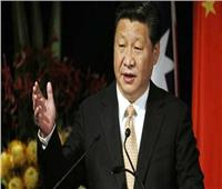 رئيس الصين في عرض للقوات البحرية: شعبنا محب للسلام