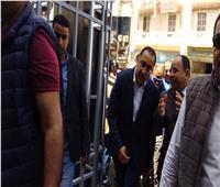 مدبولي يفتتح المركز اللوجستي للخدمات الإلكترونية بجمارك بورسعيد