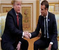 البيت الأبيض: ترامب يزور فرنسا في يونيو ويلتقي بماكرون
