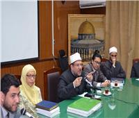«مختار جمعة»: وزارة الأوقاف ترجمت خطبة الجمعة إلى 15 لغة أجنبية