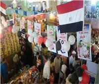 """رئيس الوزراء ووزير التموين يفتتحان معرض """"أهلا رمضان"""""""