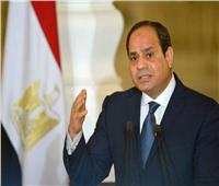 السيسي: مقدرات الشعب الليبي استُنزفت وعلى المجتمع الدولي تحمل مسئولياته