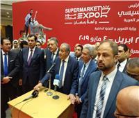 وزير التموين يكشف عن نسبة التخفيضات في معرض أهلا رمضان