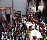 سفير إسبانيا بالقاهرة يحتفل باليوم العالمي للكتاب