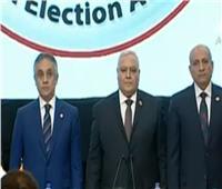«الوطنية للانتخابات» تستعرض فيلمًا تسجيليًا حول إجراءات الاستفتاء