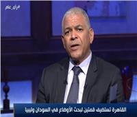 فيديو| برلماني ليبي: «السيسي» أعاد هيبة العرب